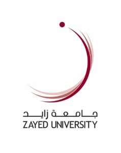 This image has an empty alt attribute; its file name is Zayed-Uni-logo-238x300.jpg